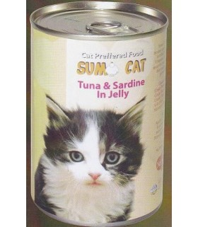 Product Sumo Cat Tuna In Jelly 400g Singapore S Top