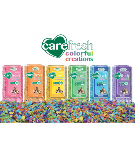 animal confetti pin bed bedding small products carefresh litter