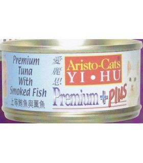 Aristo-Cats Tuna with Smoked Fish 80g x 24cans