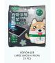 Cocoyo Super Absorbent Charcoal Pee pad L size