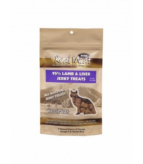 Real Meat Lamb Jerky for Cat 3oz