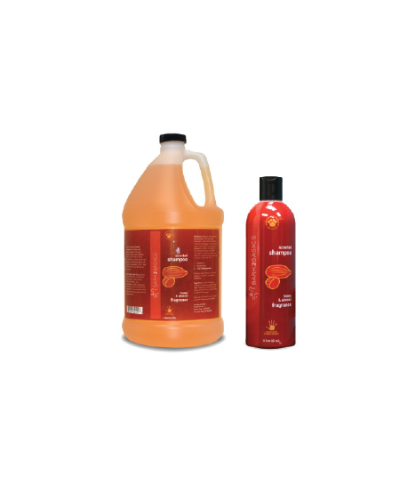 Bark 2 Basics Honey & Almond Shampoo