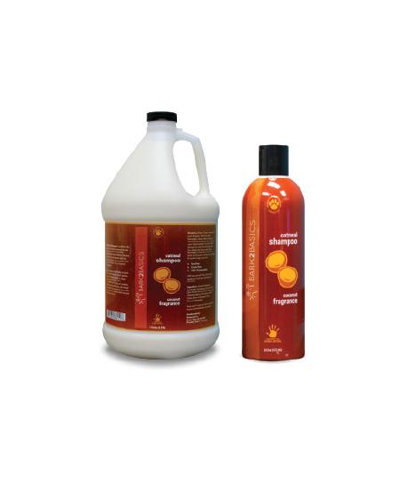 Bark 2 Basics Oatmeal Anti-Itch Shampoo