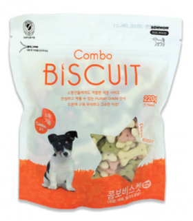 Bow Wow Combo Biscuit 220g