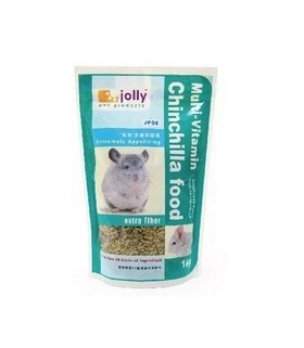 Jolly Multivitamin Chinchilla Food 1kg