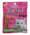 Bow Wow Mini Cat Stick – Beef & Chicken 20g