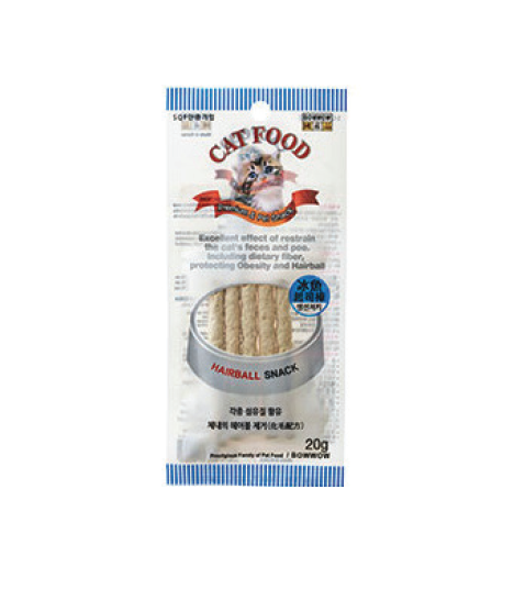 Bow Wow Fish Jerky for Cat 20g