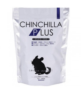 Wild Sanko Chinchilla Plus Food 800g