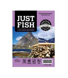Just Fish Cod Skin Squares