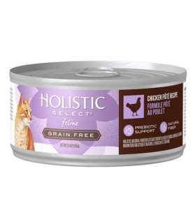 Holistic Select Grain Free Chicken Pate 5.5oz