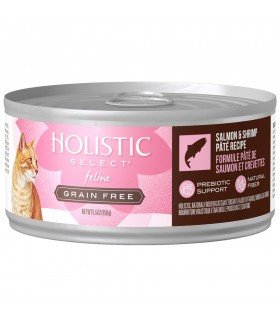 Holistic Select Grain Free Salmon & Shrimp Pate