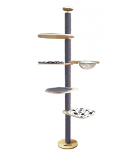 Luxypet Wooden Dan Pole for Cat