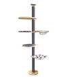 Luxypet Wooden Dan Pole for Cat