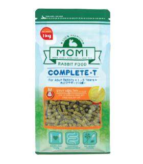 Momi Complete-T Pellet for Adult Rabbit 1kg