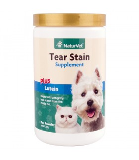 NaturVet Tear Stain Supplement Powder 200g