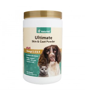 NaturVet Skin & Coat Condition 14oz