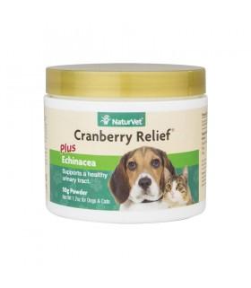 NaturVet Cranberry Relief Plus Enchinacea 50g