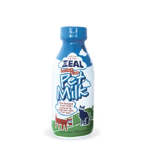 Zeal Lactose Free Pet Milk 380ml