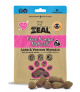 Zeal Free Range Lamb & Venison Morsels Treat for Cats & Dogs 100g