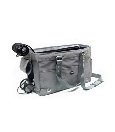 Pet Care BG-106 Grey Pet Carrier