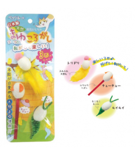 Petz Route Silk Toy Rolling