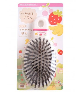 Petz Route Natural Bristle Brush
