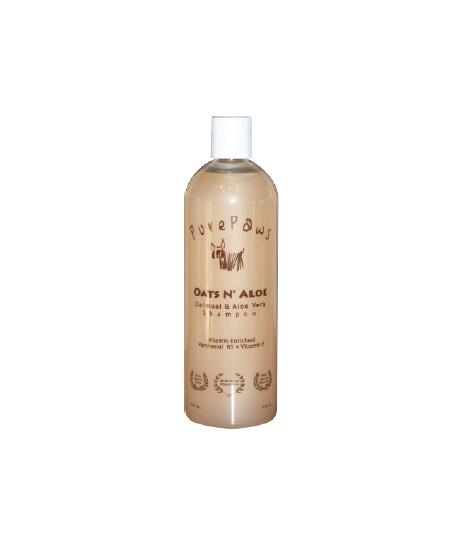 Pure Paws Oats N' Aloe Shampoo