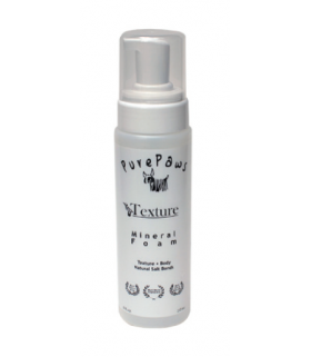 Pure Paws Texture Minerals Foam 8oz