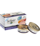 Schesir Tuna with Beef Fillets Multipacks 6 x 50g