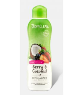 Tropiclean Berry & Coconut Shampoo 12oz