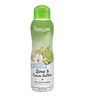 Tropiclean Lime & Cocoa Butter Conditioner 12oz