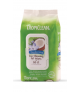 Tropiclean Ear Cleaning Wipes for Pets 50ct