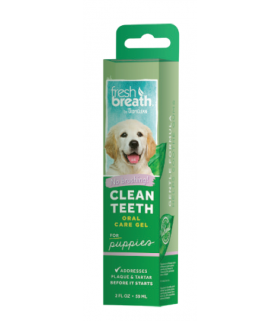 Tropiclean Puppy Clean Teeth Gel 2oz