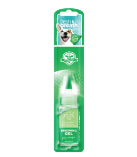 Tropiclean Clean Teeth Brushing Gel Kit 2oz