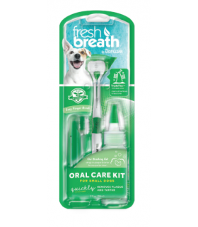 Tropiclean Oral Care Kit