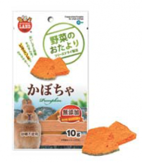 Marukan Freeze Dried Pumpkin for Small Animals 10g