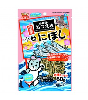 Marukan Calcium Treats Petite Dried Sardine 60g