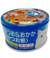 Ciao White Meat Tuna with Dried Bonito in Jelly 85g x 24