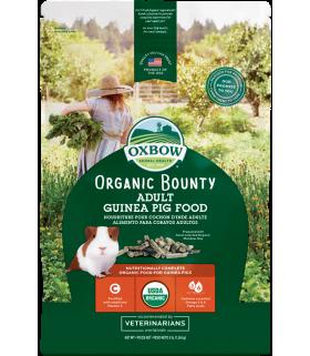 Oxbow Organic Bounty Adult Guinea Pig Food 3lb