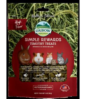 Oxbow Simple Rewards Timothy 40g