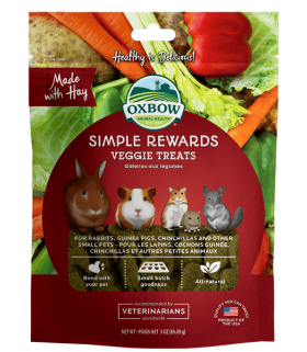 Oxbow Simple Rewards Veggies 60g