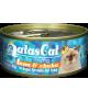 Aatas Tantalizing Tuna & Okaka In Aspic Canned Cat Food 80g x 24