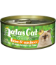 Aatas Tantalizing Tuna & Anchovy In Aspic Canned Cat Food 80g x 24