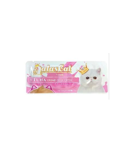 Aatas Tuna Creme De La Creme for Cats 16g x 40
