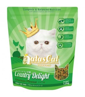 Aatas Country Delight Chicken Dry Cat Food 1.2kg