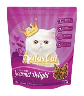 Aatas Gourmet Delight Chicken & Tuna Dry Cat Food 1.2kg