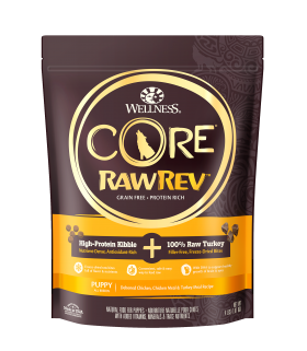 Wellness RawRev Deboned Chicken & Chicken Meal for Puppy