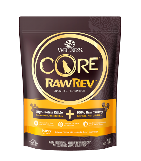 Wellness RawRev Deboned Chicken & Chicken Meal for Puppy