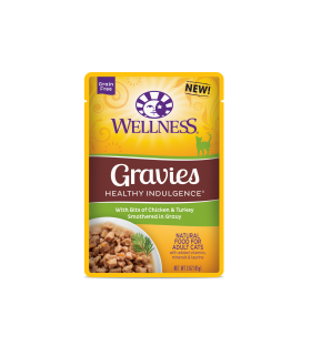 Wellness Healthy Indulgence Chicken & Turkey Gravies 3oz