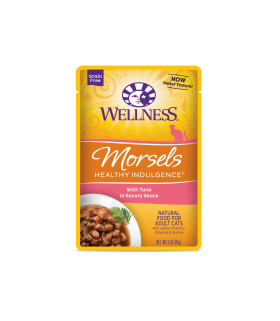 Wellness Healthy Indulgence Morsels Tuna 3oz